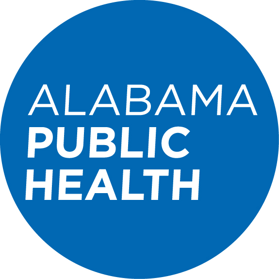Alabama Dept of Public Health Logo